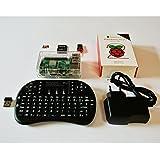 LPSet Pack LP1 Media - Raspberry Pi 2 Model B 1GB - OpenElec (Kodi)
