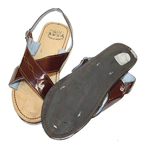 54114c881d28fd Amazon.com  MEXICAN SANDALS Men s Genuine Leather Quality Handmade Sandals   Clothing