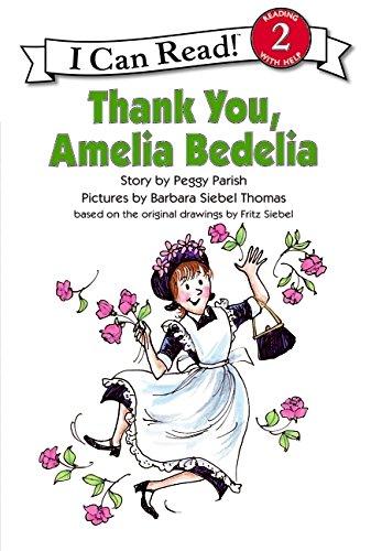 thank you amelia bedelia 感想 peggy parish 読書メーター
