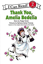Thank You, Amelia Bedelia (I Can Read Book Level 2)