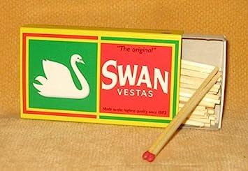 Swan Vestas Free3 Swan Vestas Free3 75 MatchesSulfur MatchesSulfur 1JlT3cFK
