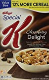Special K Kellogg's Cereal, Chocolaty Delight, 18.5 Ounce
