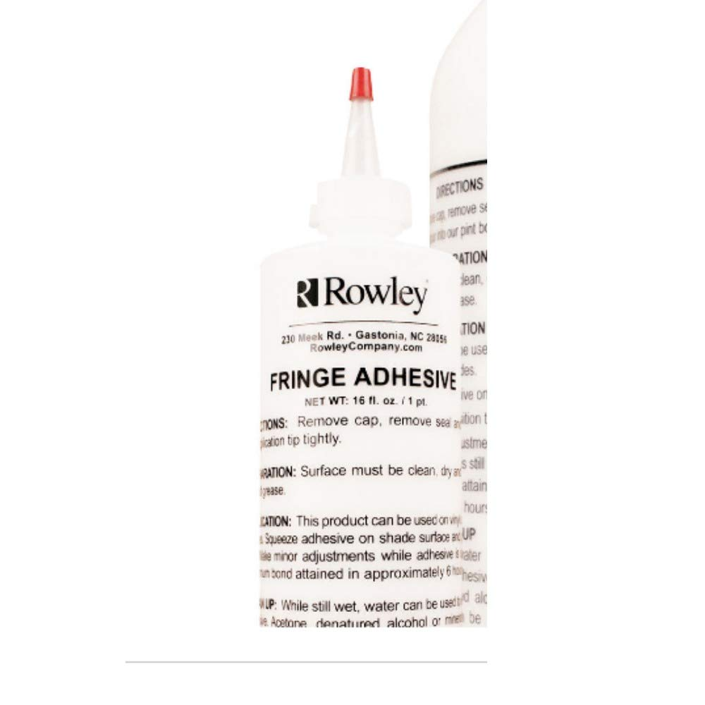 Home Sewing Depot 16oz Bottle Trim and Fringe Adhesive by Home Sewing Depot