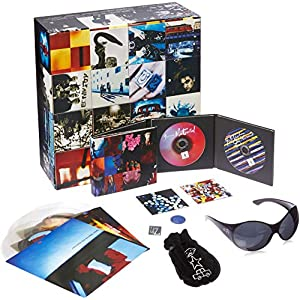Achtung Baby 20th Anniversary Über Deluxe