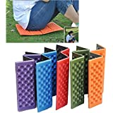 Generic Foldable Folding Outdoor Camping Mat Seat Foam XPE Cushion Portable Waterproof Chair Picnic Mat Pad 5 Colors send in random
