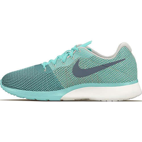 Nike Womens Tanjun Racer Scarpa Da Corsa Aurora Verde / Giada Ssil-ghiacciata