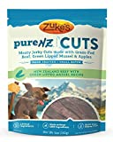 Zuke's PureNZ Cuts Dog Treats, New Zealand Beef with Green Lipped Mussel Recipe, 5-Ounce