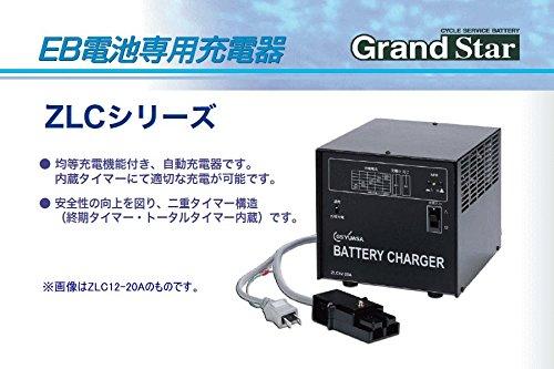 EBサイクル電池用充電器ZLC12-10A(AC100200V⇒12V10A)GSユアサ(miya) B00EXKI654