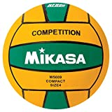 Kyпить Mikasa W5009GRE Competition Game Ball, Green/Yellow, Size 4 на Amazon.com