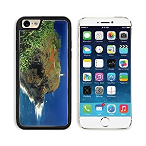 Kilauea Lighthouse Kauai Hawaii Apple iPhone 6 TPU Snap Cover Premium Aluminium Design Back Plate Case Customized Made to Order Support Ready Liil iPhone_6 Professional Case Touch Accessories Graphic Covers Designed Model Sleeve HD Template Wallpaper Photo Jacket Wifi Luxury Protector Wireless Cellphone Cell Phone