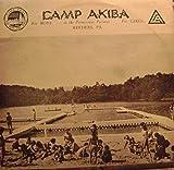 Camp Akiba In The Picturesque Poconos Reeders Pa. LP (1964)