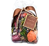 Aromatique Decorative Potpourri Bag- Cinnamon Cider (11oz Bag)