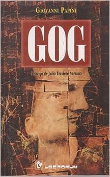 Gog — Giovanni Papini cover