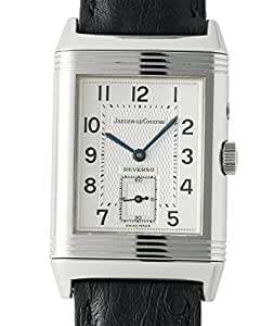 Jaeger LeCoultre Reverso mechanical-hand-wind mens Watch 270.8.54 (Certified Pre-owned)