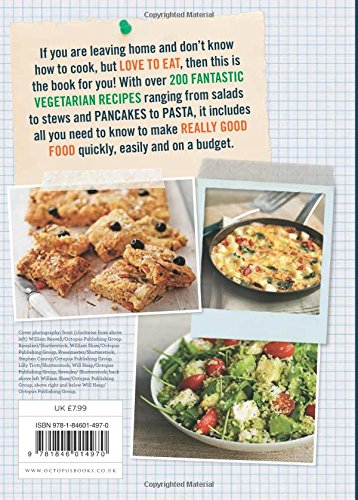 The hungry student vegetarian cookbook more than 200 quick and the hungry student vegetarian cookbook more than 200 quick and simple recipes the hungry cookbooks amazon spruce 9781846014970 books forumfinder Image collections