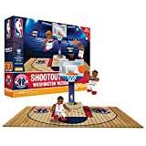 NBA Washington Wizards Display blocks Shootout Set, Small, No color
