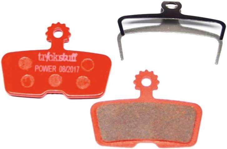 Tr Ckstuff Unisex Erwachsene Power 840po Bremsbeläge Schwarz One Size Sport Freizeit