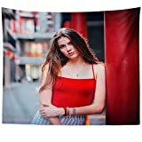 sharp shoot r - Westlake Art Wall Hanging Tapestry - People Portrait - Photography Home Decor Living Room - 51x60in