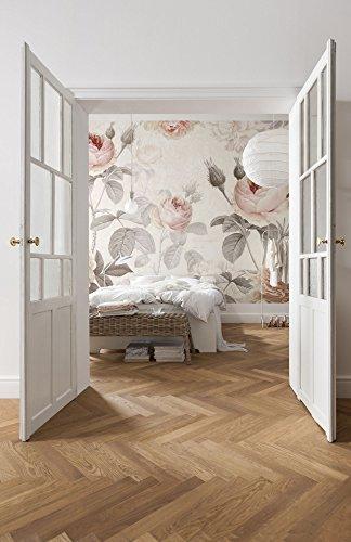 (Komar XXL4-034 Modern la Maison Wall Mural, Pink)