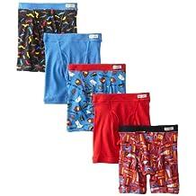 Fruit of the Loom boys Toddler Boys Boys Toddler Boxer Brief 5-Pack