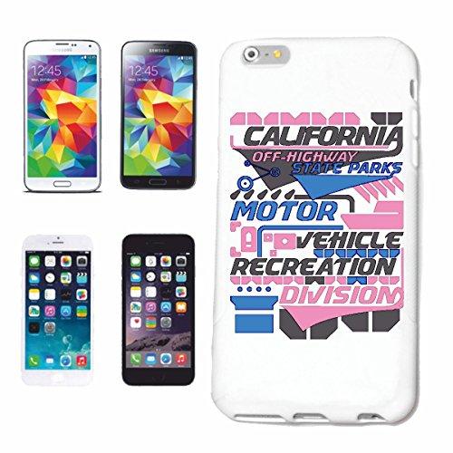 """cas de téléphone iPhone 7+ Plus """"CALIFORNIA MOTOR Vehicel RECREATION DIVISION DE L'HUILE MOTEUR MOTORSPORT RACING MOTOR SPORT Stockcar RACE"""" Hard Case Cover Téléphone Covers Smart Cover pour Apple iPh"""