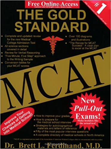 Buy The Gold Standard Mcat Book Online at Low Prices in India | The