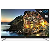 TCL 55C803 55 4K Ultra HD Dolby Vision HDR Roku Smart LED TV (Certified Refurbished)