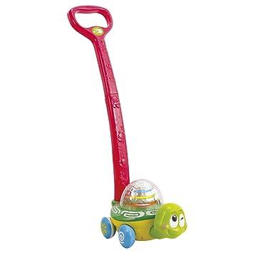 PlayGo - Tortuga eléctrica de arrastre y palo de paseo (2850)