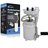 vw beetle fuel pump - POWERCO High Performance Universal Gas Electric Fuel Pump Module Assembly with Sending Unit E8424M Fit For VOLKSWAGEN VW BEETLE GOLF JETTA TDI TURBO