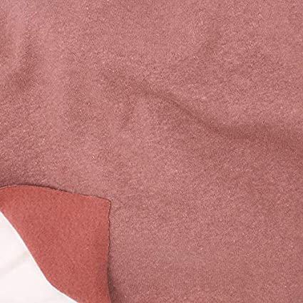 511a9d3fa62 Image Unavailable. Image not available for. Color: Telio Eco Organic Cotton  Hemp Fleece Fabric ...