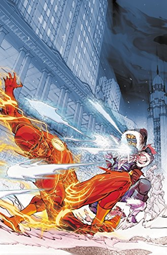 The Flash Vol. 3: Rogues Reloaded (Rebirth)