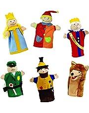 Roba Kasperelfiguren, handpoppen, verschillende uitvoeringen beschikbaar