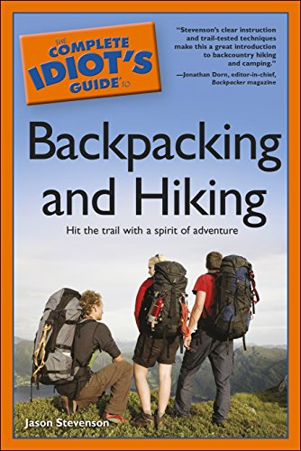 The Complete Idiot's Guide to Backpacking and Hiking cover