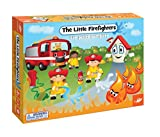 FoxMind Little Firefighters Cooperative Board Game for Kids