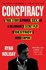 """An NPR Book Concierge Best Book of 2018!A stunning story about how power works in the modern age--the book the New York Times called """"one helluva page-turner"""" and The Sunday Times of London celebrated as """"riveting...an astonishing modern medi..."""