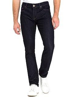 Cross Jeans Herren Slim Jeanshose Jhonny: : Bekleidung