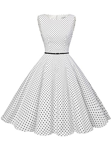 maternity 1950s dress - 8