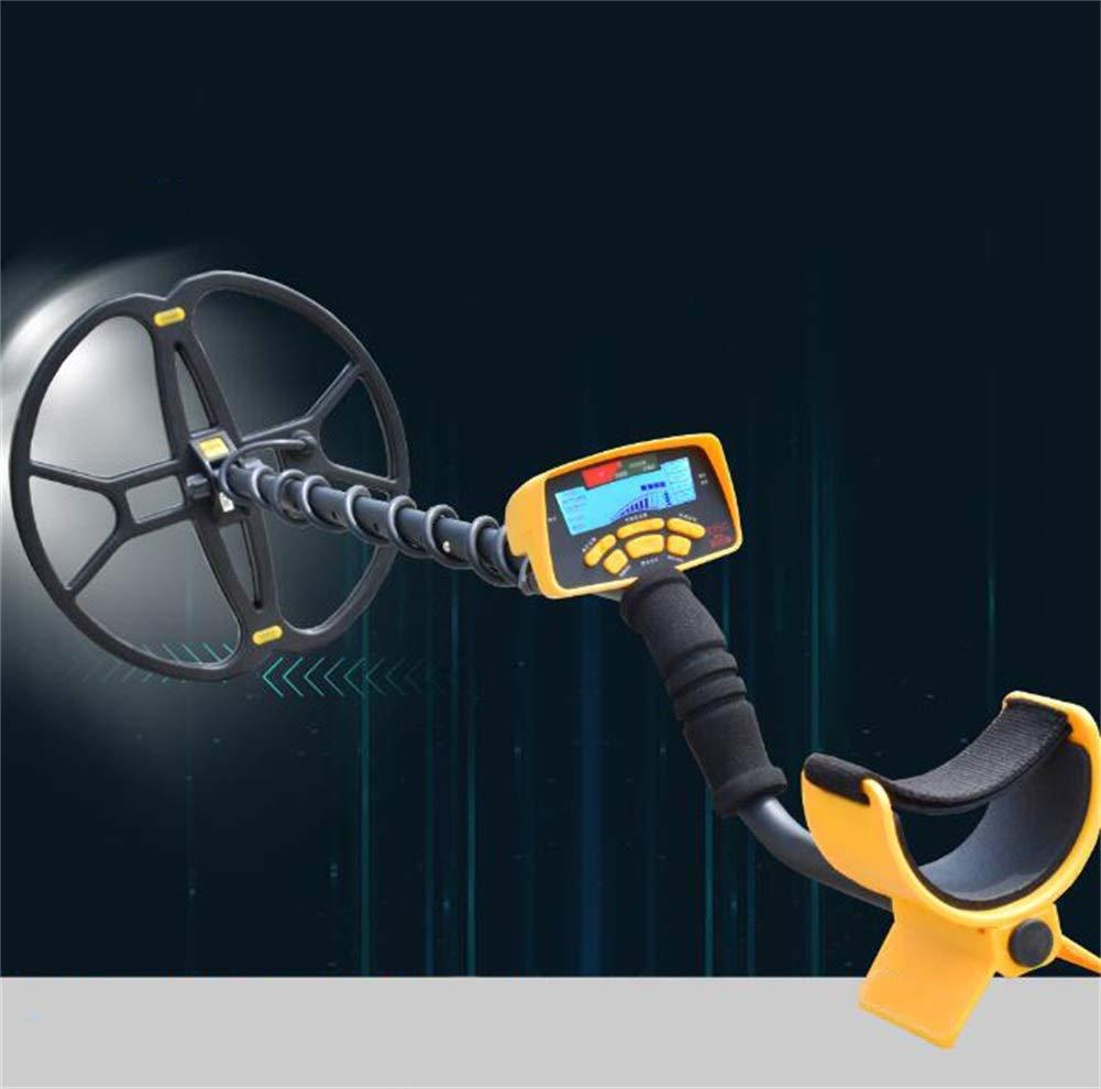 Detector de metales Detector arqueológico subterráneo de alta precisión (Profundidad de detección 3 metros): Amazon.es: Bricolaje y herramientas