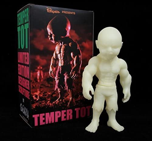Ron English Temper Tot GID Edition by Ron English: Amazon.es ...