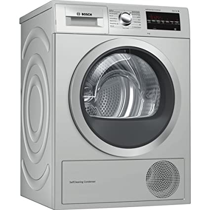 Bosch Serie 6 WTG8729XEE Independiente Carga frontal 9kg A++ ...