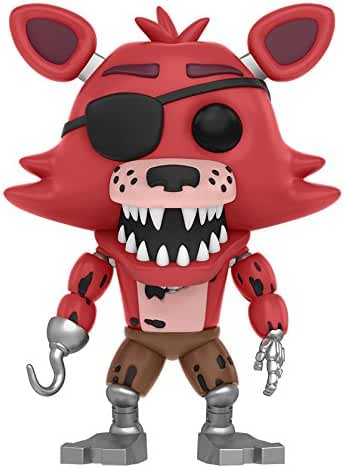 Funko Five Nights at Freddy's - Foxy The Pirate Toy Figure