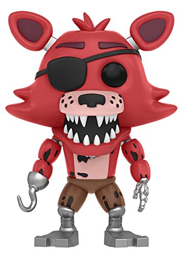 Funko Five Nights at Freddy's - Foxy The Pirate Toy Figure (Foxy Five)