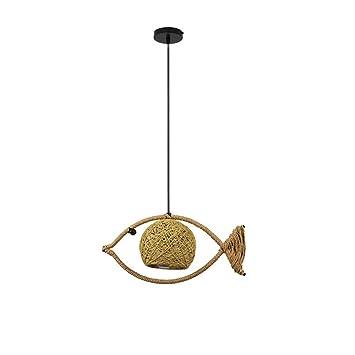 Amazon.com: Moderna lámpara de araña ajustable y creativa ...