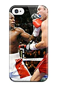 Iphone Case - Case Protective For Iphone 4/4s- Mayweather
