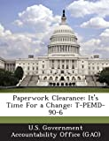 Paperwork Clearance, , 1287178618