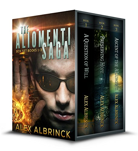 (The Aliomenti Saga Box Set (Books)