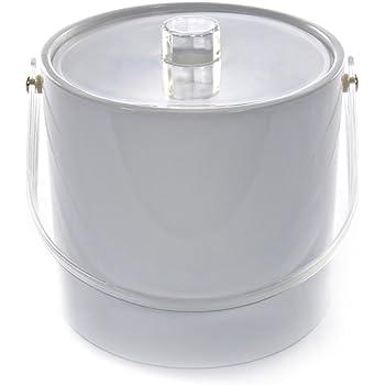 Amazon Com Mr Ice Bucket 701 1 Regency White Ice Bucket