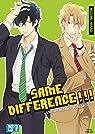 Same Difference, tome 4 par Hiiragi