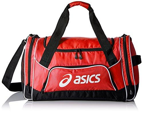 cheap asics edge small duffel bag