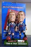 Todd Dusosky & Troy Dusosky Milwaukee Wave Soccer SGA - 07/05/05 Bobblehead